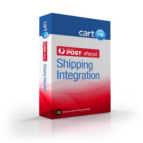 Australia POST eParcel Shipping Integration