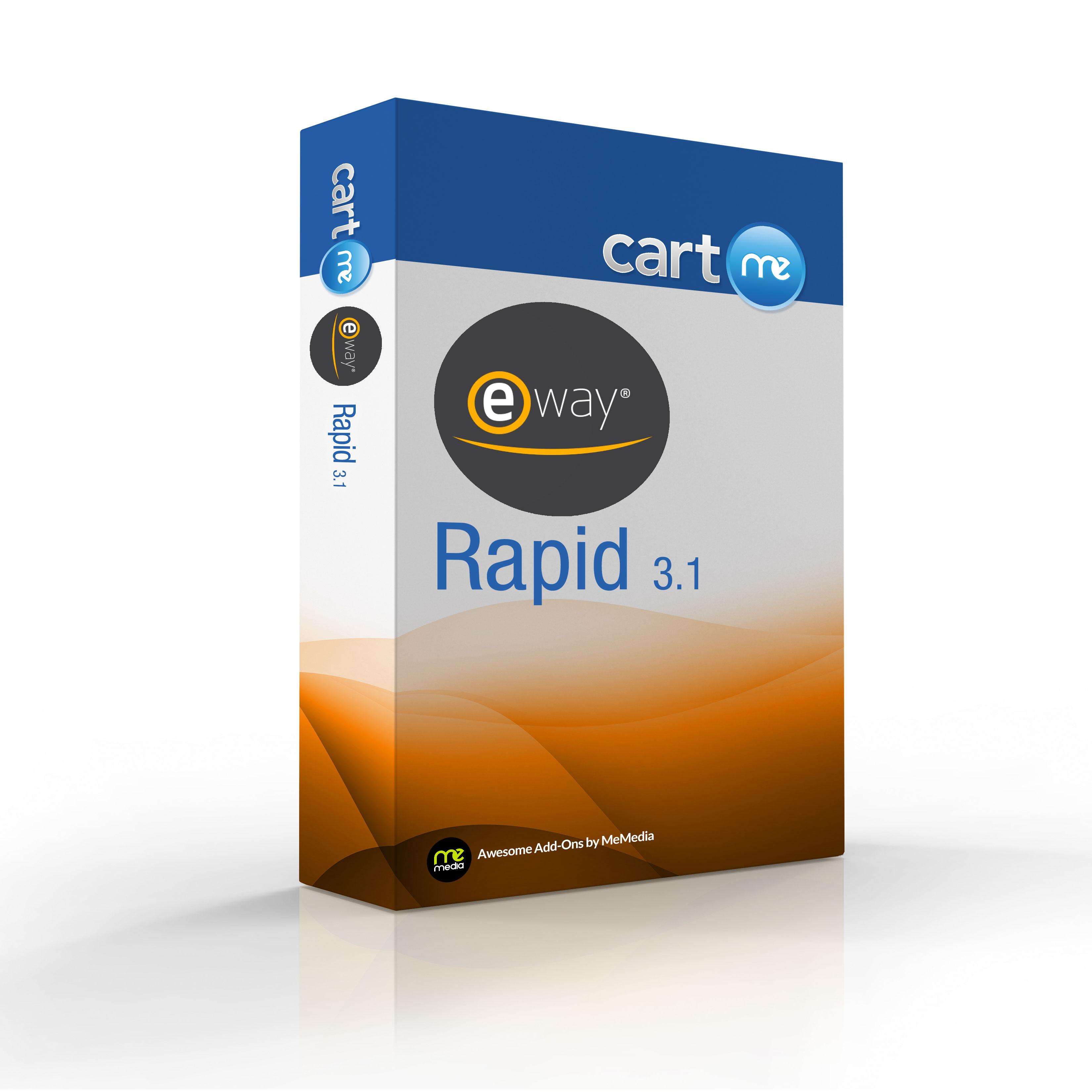 eWay Rapid 3.1 X-Cart Integration